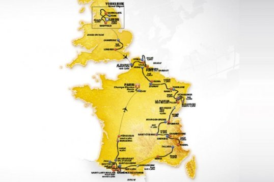 Turul Frantei 2014