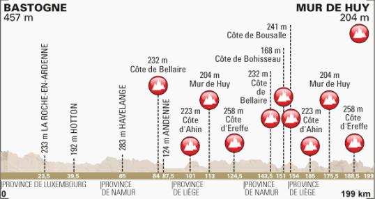 Flèche Wallonne 2014