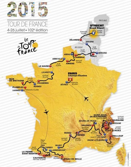 Le Tour 2015
