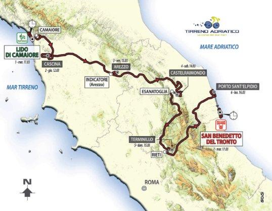 Tirreno-Adriatico 2015